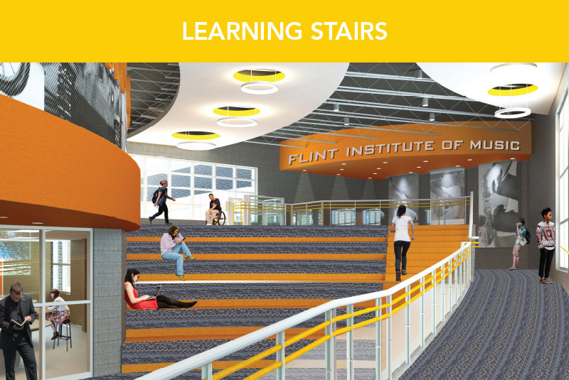 FCCA Learning Stairs