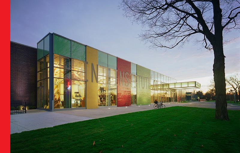 Flint Institute of Art Building Exterior